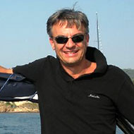 Antonio Lunghi<br>Aiuto skipper