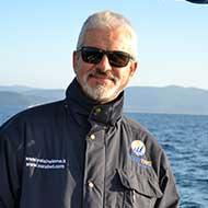 Massimo Petrucci<br>Skipper
