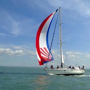 barca a vela da crociera blitz