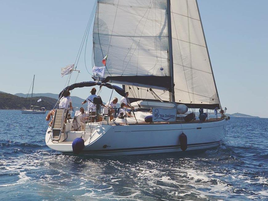 regata a marina di scarlino vela insieme