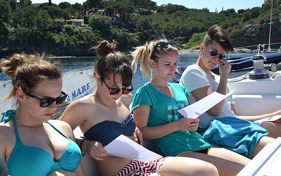 sailing english 1